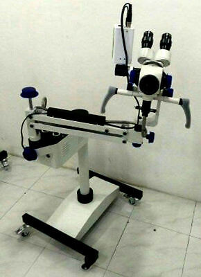 Colposcope 3 Step With  Beam Splitter & CCD Camera