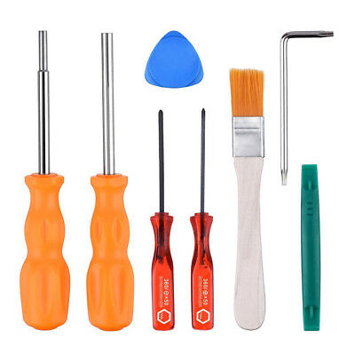 Screwdriver Repair Tool Kit for Nintendo NES SNES N64 Sega Game Boy & Consoles
