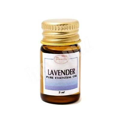 Lavender Essential Oil Certified 100% Pure & Natural 5ml Free Shipping
