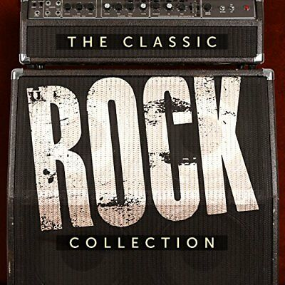 The Classic Rock Collection [CD]