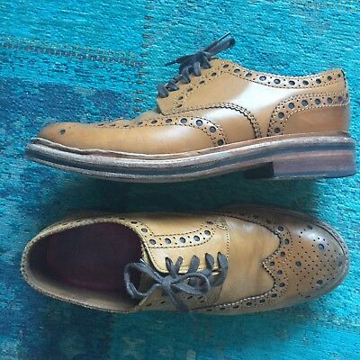 Grenson Leather Brogues size 10