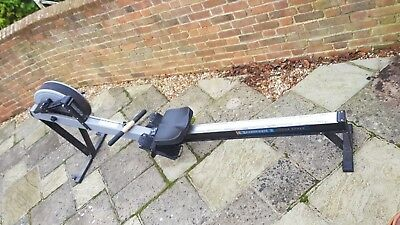 Concept 2 Model C Indoor Rower with modified PM3 - Black