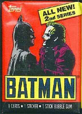 1989 Batman movie, second series full pack. This is a pack including 9 movie pho