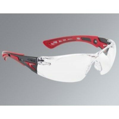 clear lens safety glasses clear lens  bolle rush+