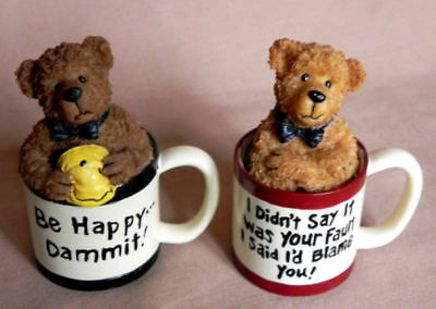 """2  Bears From Boyds Collection """"The Razz Beries""""   2003"""