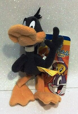 Warner Bros Duffy Daffy Duck Looney Tunes Peluche 18 Cm Plush Originale