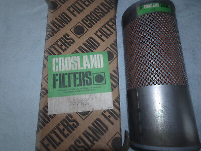 Jcb 3C   Outer Air Fliter -  Crosland Filter No 969 -  New