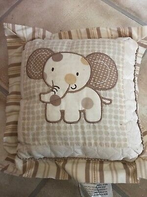 Cocalo Caramel Kisses Nursery Cushion