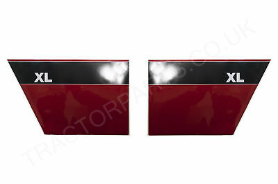Case International Door Decal XL Kit 3210 3220 3230 4210 4220 220915A1 220916A1