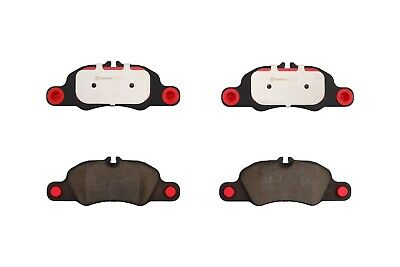 For Porsche 911 Cayman Boxster Rear Ceramic Disc Brake Pads Set Brembo P65008N