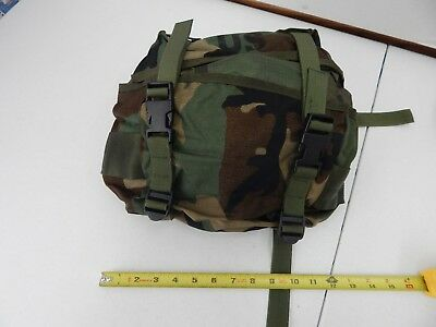 3 Day Field Training / BUTT PACK Woodland Camo NEW