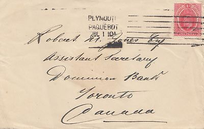 Southern Nigeria: letter Plymouth to Toronto