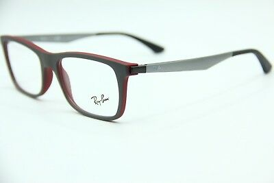 fa1fa0ff083 New Ray-Ban Rb 7062 5576 Gray Authentic Eyeglasses Rb7062 Frame Rx 53-18