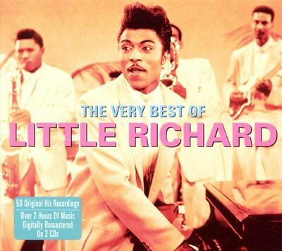 Little Richard - The Very Best Of - Greatest Hits 2CD NEW/SEALED
