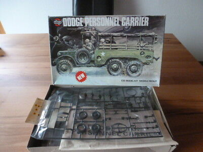 Airfix    Doge Personnel Carrier                        1:35