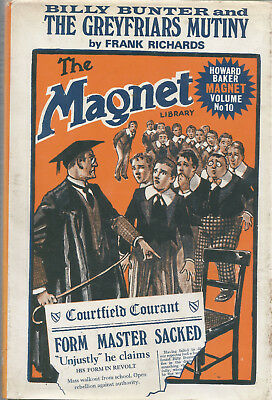 The Magnet Howard Baker reprint Vol 10 Billy Bunter and the Greyfriars Mutiny