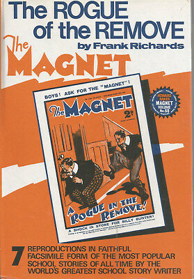 The Magnet Howard Baker reprint Vol 68 The Rogue of The Remove (Billy Bunter)