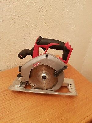 Milwaukee 18v 165mm cordless circular saw model HD18CS .Body only.