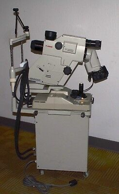 Canon CF-60UV Fundus Camera with Power Supply *Used, Power-On Tested*