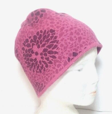 ba1c6ed189bfb COLUMBIA WOMEN S TRAIL Summit Beanie Red Size S M Hat -  17.99 ...