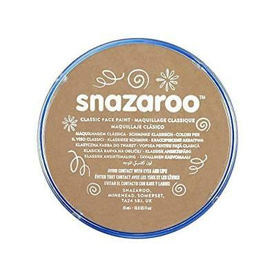 Amscan Snazaroo Classic Colour 18ml - Light beige