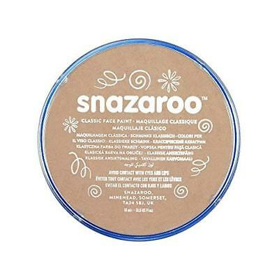 Amscan Snazaroo Classic Colour 18ml - Barely Beige