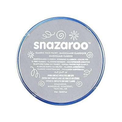 Amscan Snazaroo Classic Colour 18ml - Light Grey