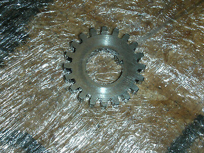Atlas Craftsman 10-12 Lathe Quick Change Gearbox Gear 10-1523 For Lh Lever 20T