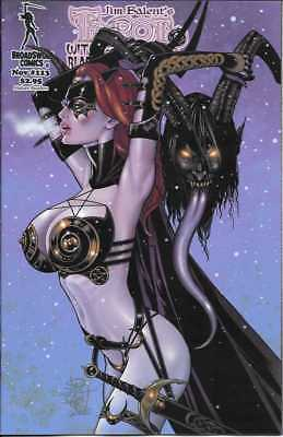 """Tarot Witch Of The Black Rose # 113 Cover """"a"""" !!!   Nm"""