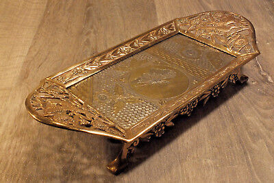 Aesthetic Movement Tray / desk stand - Super Piece