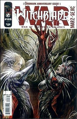 Image Top Cow Comics Witchblade 125 C NM-/M 1995