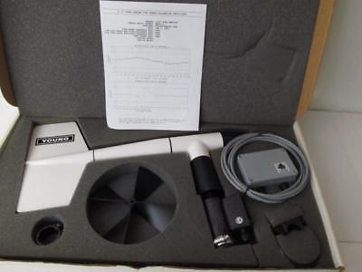 RM Young 05103 Wind Monitor w/05631BP Interface 4-20mA ****Unused