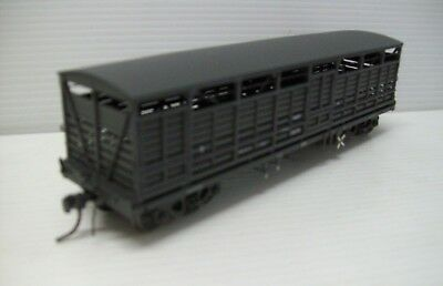 Sds Bcw Cattle  Wagon Weathered