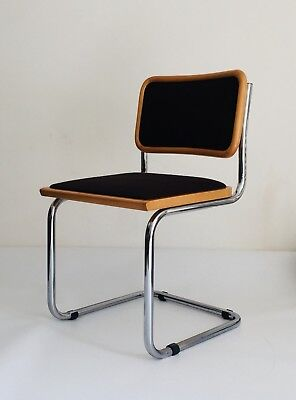 Chaise vintage Marcel Breuer made in Italy Années 70/80
