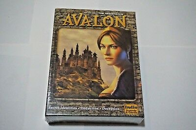 The Resistance: Avalon by Indie Boards & Cards - New IN SHRINK-WRAP NIB
