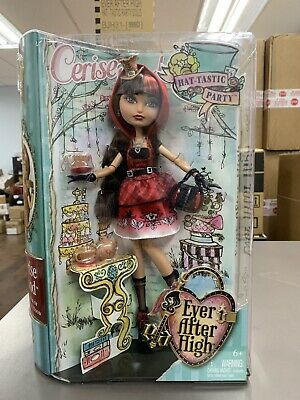 Ever After High Cerise Hood Doll Hat-tastic party NEW