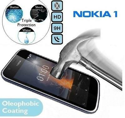 100% Genuine Tempered Glass Screen Protector One TA-1047 11FRTR01A10 For Nokia 1