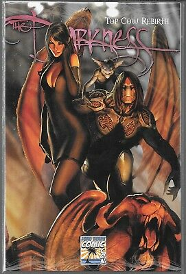 The Darkness Top Cow Rebirth Long Beach Comic Con Edition (Vf/nm)