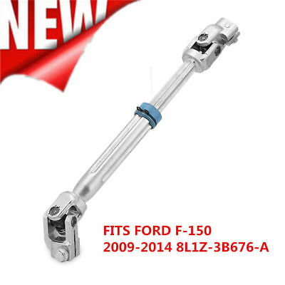 New Lower Steering Shaft Fits Ford F-150 2009-2014 8L1Z-3B676-A