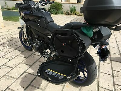 Borse Foderate, per Yamaha Tracer 900GT, 900GT Urbano, 2018