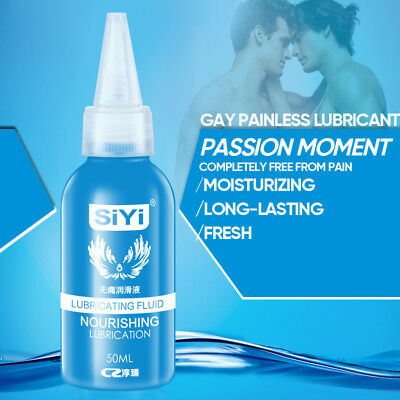 Adult Female Sexual Body Smooth Lubricant Oil Cream Anal Vaginal Lube Toy Hot
