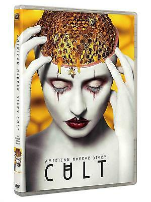 American Horror Story: Season 7 The Complete Seventh  Cult DVD - Free Shipping
