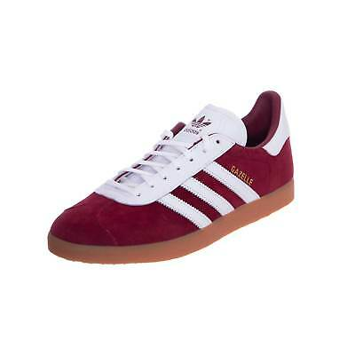 buy popular b69f7 a3024 Adidas Sneakers Gazelle Collegiate BurgundyWhite Bordeaux
