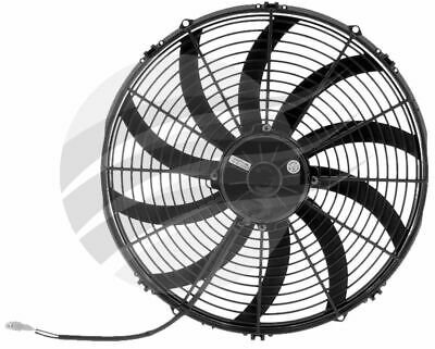 Spal Thermo Fan 16 Inch  (385MM) Thermo Fan Skew Blade 12v Puller 2024 CFM