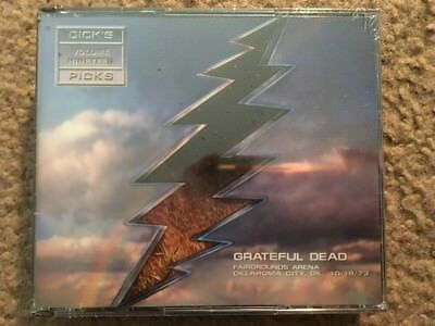 Grateful Dead Dick's Picks Vol. 19 Oklahoma City 10/19/73 Full Show 3CD SEALED