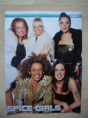 Spice Girls.Poster