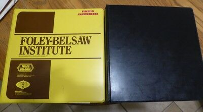Foley-Belsaw Institute Professional Locksmithing Study Course 1-30 PLUS ADVANCED