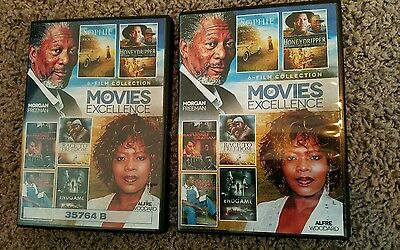 Movies of Excellence: 6 Film Collection, Vol. 4 (DVD, 2015, 2-Disc Set)