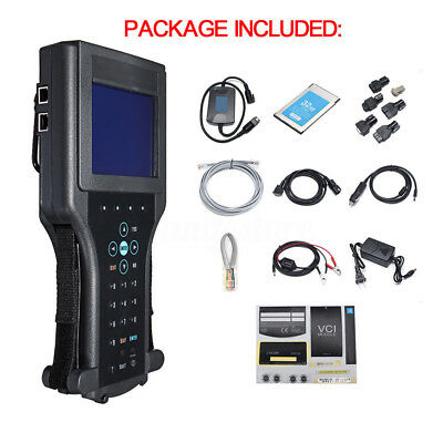 GM Tech2 Diagnostic Tool For GM/SAAB/OPEL/SUZUKI/ISUZU/Holden Auto Scanner O1P4J