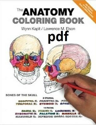 (PDF) The Anatomy Coloring Book 4th Ed by Wynn Kapit, Lawrenc E-B00K||E-MAILED)
